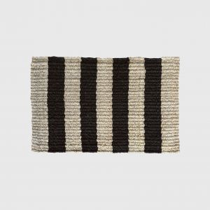 Doormat Jute Stripe